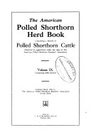 American Polled Shorthorn Herd Book