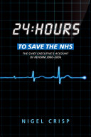 24 hours to save the NHS