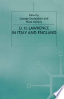 D. H. Lawrence in Italy and England