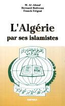 Pdf L'Algérie par ses islamistes Telecharger