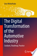 The Digital Transformation Of The Automotive Industry
