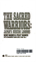 The Sacred Warriors Book