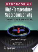 Handbook of High  Temperature Superconductivity