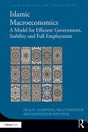 Islamic Macroeconomics Pdf/ePub eBook