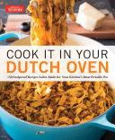 Cook It in Your Dutch Oven [Pdf/ePub] eBook