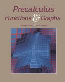 Precalculus Functions And Graphs [Pdf/ePub] eBook