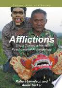 Afflictions Book