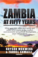 Zambia At Fifty Years