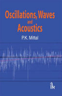 Oscillations  Waves and Acoustics