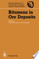 Bitumens in Ore Deposits Book