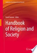 Handbook Of Religion And Society