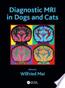Diagnostic MRI in Dogs and Cats Book