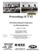 Proceedings ICT 02 Book
