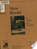 New Books on Women & Feminism  , Issue 48