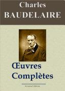 Pdf Charles Baudelaire : Oeuvres complètes et annexes — 54 titres (Nouvelle édition enrichie) Telecharger