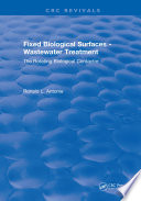 Fixed Biological Surfaces   Wastewater Treatment