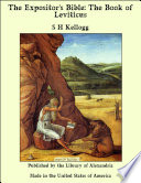 The Expositor s Bible  The Book of Leviticus
