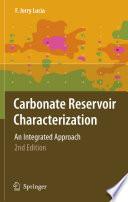 Carbonate Reservoir Characterization Book