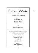 Esther Wake