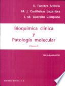 Bioquímica clínica y patología molecular. II