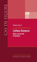 L'affaire Bomarzo ebook