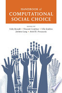 Handbook Of Computational Social Choice