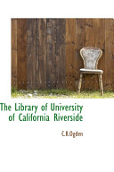 The Library of University of California Riverside