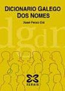 Dicionario galego dos nomes