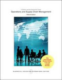 Cover of Operations and Supply Chain Management