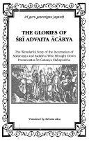 The Glories of   r   Advaita   c  rya