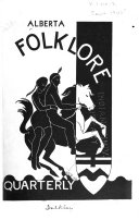 Alberta Folklore Quarterly