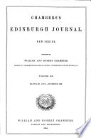 Chambers  Edinburgh Journal