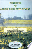 Dynamics of Agricultural Development