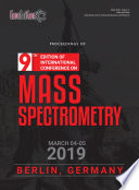 9th Edition of International Conference on Mass Spectrometry 2019