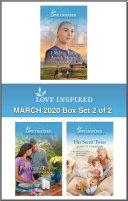 Harlequin Love Inspired March 2020 - Box Set 2 of 2 Pdf/ePub eBook