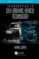 Introduction to Self Driving Vehicle Technology