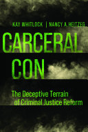 Carceral Con Book