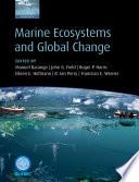 Marine Ecosystems and Global Change