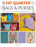 Fat Quarter: Bags and Purses