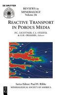 Reactive Transport in Porous Media Book