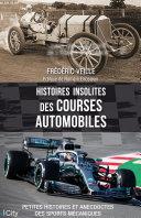 Pdf Histoires insolites des courses automobiles Telecharger