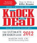 Knock 'em Dead 2012: The Ultimate Job Search Guide - Seite v