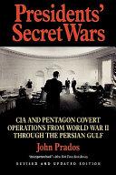 Presidents' Secret Wars