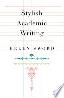Stylish Academic Writing