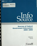 Info Source Book
