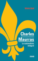 Pdf Charles Maurras - Le maître et l'action Telecharger