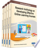 Research Anthology On Developing Effective Online Learning Courses
