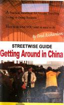 Getting Around in China