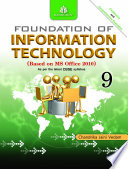 Foundation of Information Technology – 9 (MS Office)