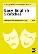 Easy English Sketches